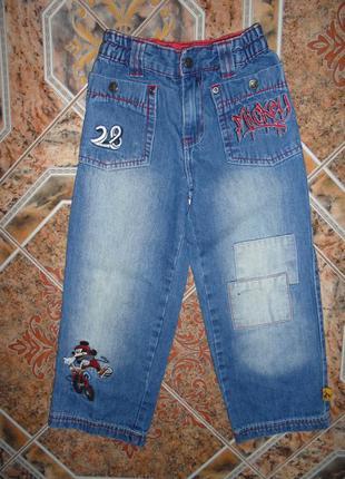 Дитячі джинси disney by c&a