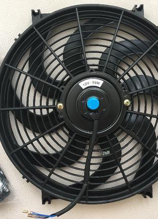 """Универсальный вентилятор 12V 14"""""""