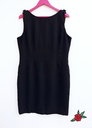 Ексклюзивное платье миди платье футляр с красивой спинкой