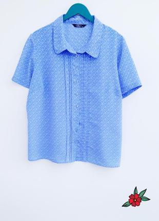 Легкая рубашка большой размер красивая рубашка