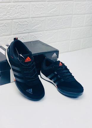 Adidas daroga кроссовки подростковые адидас кроссовки чёрные 3...