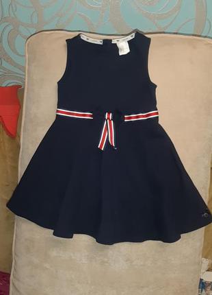Платье для девочки 18-24м