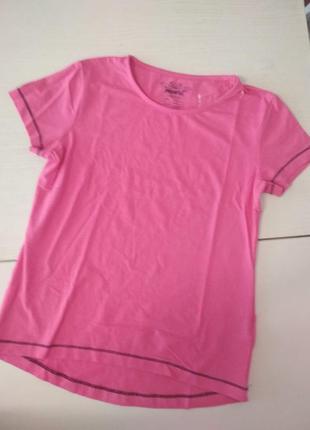 Детская футболка для девочки 146\152  pepperts розовая