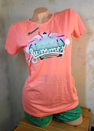 Пижама Розовый фламинго Primark Испания