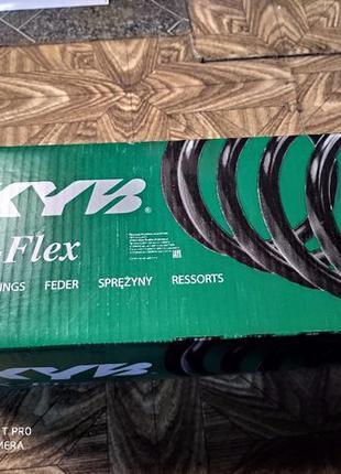 Пружины (амортизатора) подвески KYB RA3752 K-Flex передняя 2шт...