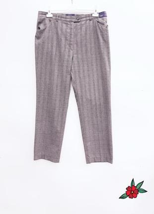 Крутые брюки повседневные штаны брюки в клетку