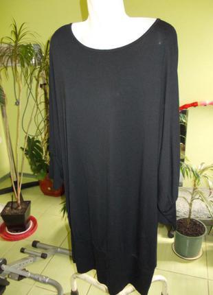 Туника--платье--новая--черная.