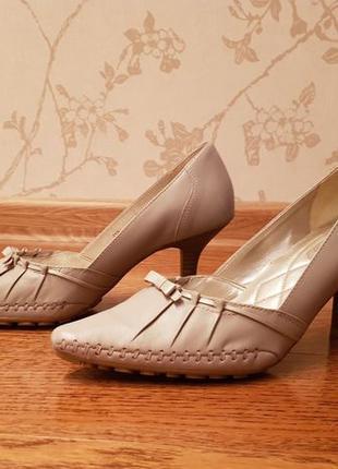Туфли женские RAMARIM Бразилия р.38,5 -39 новые