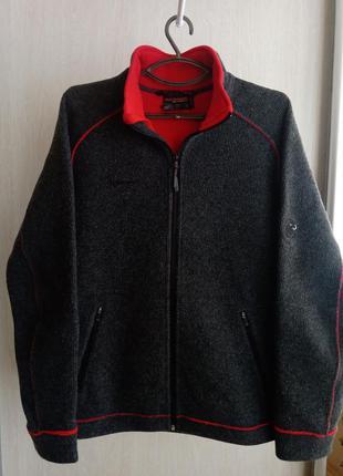 Демисезонная куртка мammut размер l (50-52)