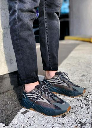 Кроссовки мужские Adidas Yeezy Boost 700 V2 Geode