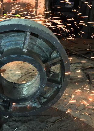 Литье износостойкого чугуна (хромистого с никелем, титаном)
