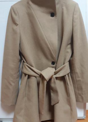 Стильное пальто mango suit m.