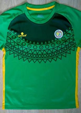 Футболка спортивная Romai (сборная Сенегала по футболу)