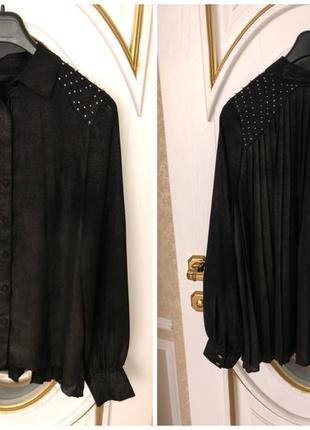 Блузка рубашка guess