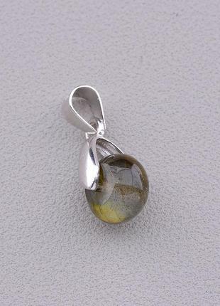 Кулон 'sunstones' лабрадор серебро(925) 0834090