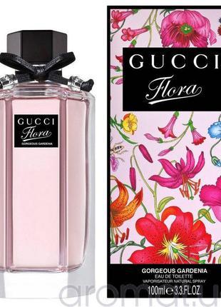 Gucci flora by gucci gorgeous gardenia духи № 1