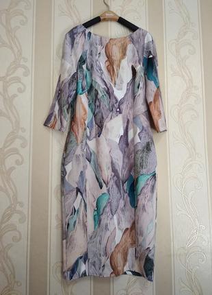 Новое платье карандаш кокон, h&m