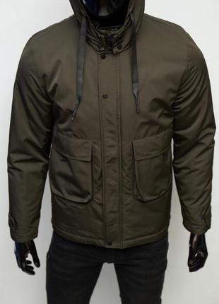 Куртка мужская демисезонная fr 8810