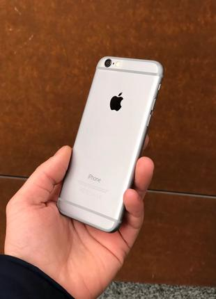 Apple iPhone 6 16Gb Space Gray Neverlock Оригинал Гарантия