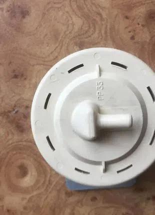 Прессостат стиральной машины 3 контакта б/у.