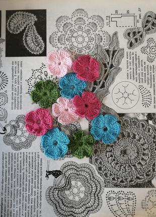 Набор цветочков 12 шт.