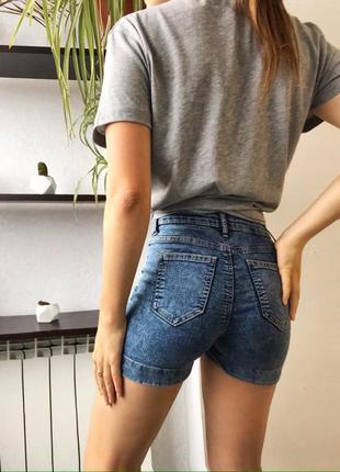 Круті джинсові шорти оригінал від tally weijl