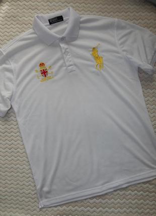 Поло футболка ralph lauren