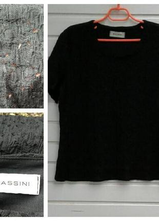 Милая футболка от bassini xl-xxl