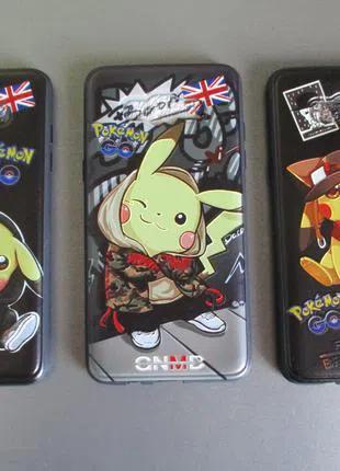 Чехол Pokemon Go для / на Samsung Galaxy J5 2016 J510