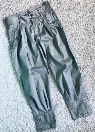 Штаны брюки капри