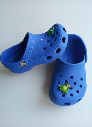 Crocs c 8 9  стілька (15.5-16 см)