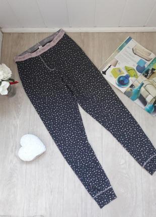 Тоненькие домашние штаны размер с- м george