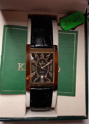 Годинник чоловічий наручний кварцевий Kleynod K 101-610
