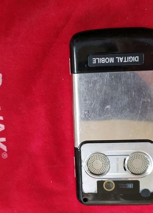 Мобильный телефон с телевизором