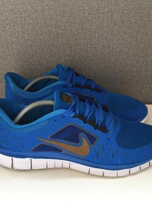 Чоловічі кросівки nike free run 3 мужские кроссовки для бега о...