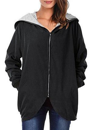 Стильная куртка бомбер худи 56-58 размера romacci