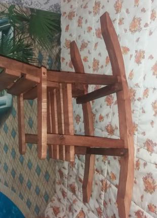 Детское кресло-качалка