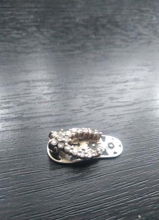 Кулон серебро 925