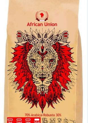 Кофе в зернах купаж АФРИКА высший сорт