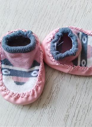 Носочки пинетки