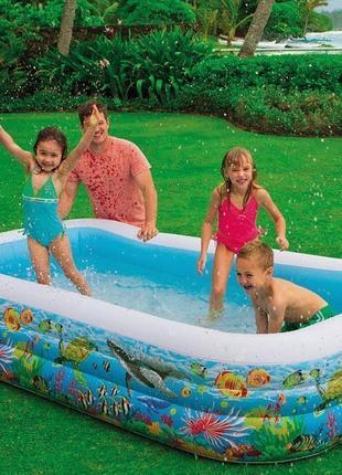детский басейн