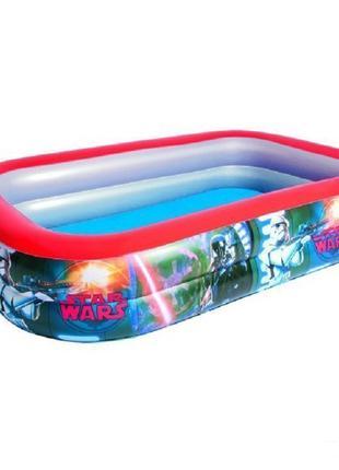 Детский надувной бассейн басейн BestWay  Звёздные войны