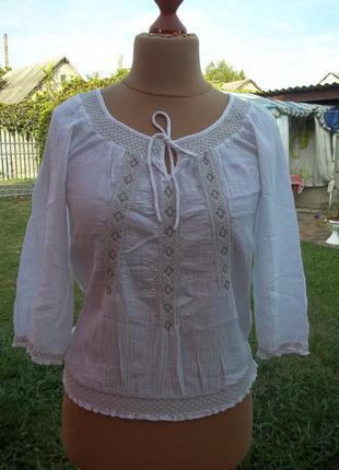 (42 / 44 р) вышиванка блузка кофта свитер женская