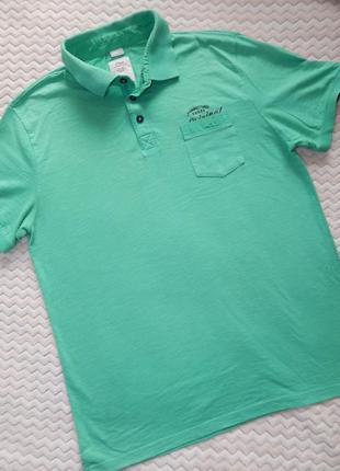Поло футболка s`oliver