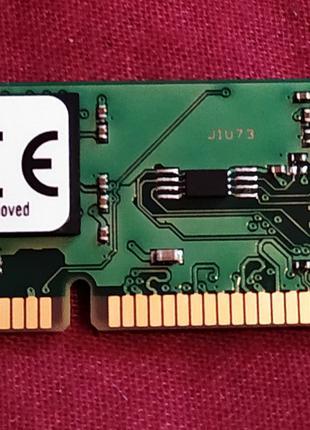 Оперативная память Kingston DDR3-1600 4096MB PC3-12800 (KVR16N11S