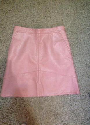 Стильная юбка трапеция