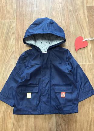 Куртка дождевик плащ грязепруф на хб подкладке ветровка