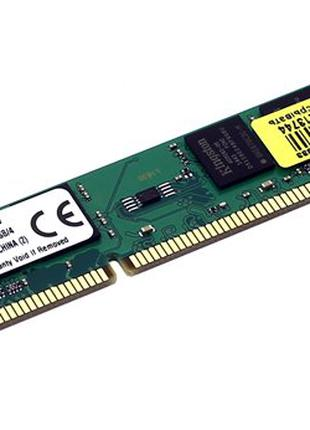 Память Kingston DDR3-1600 4096MB PC3-12800 (KVR16N11/4)