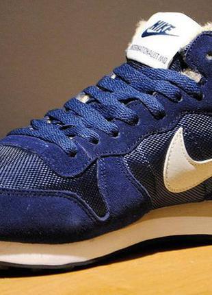 Зимние кроссовки Nike Internationalist Mid Winter | размер 40-...
