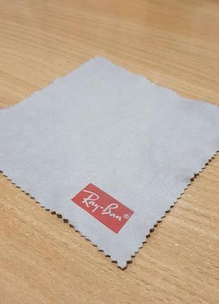 Оригинальная салфетка для очков ray-ban микрофибра доставка бе...